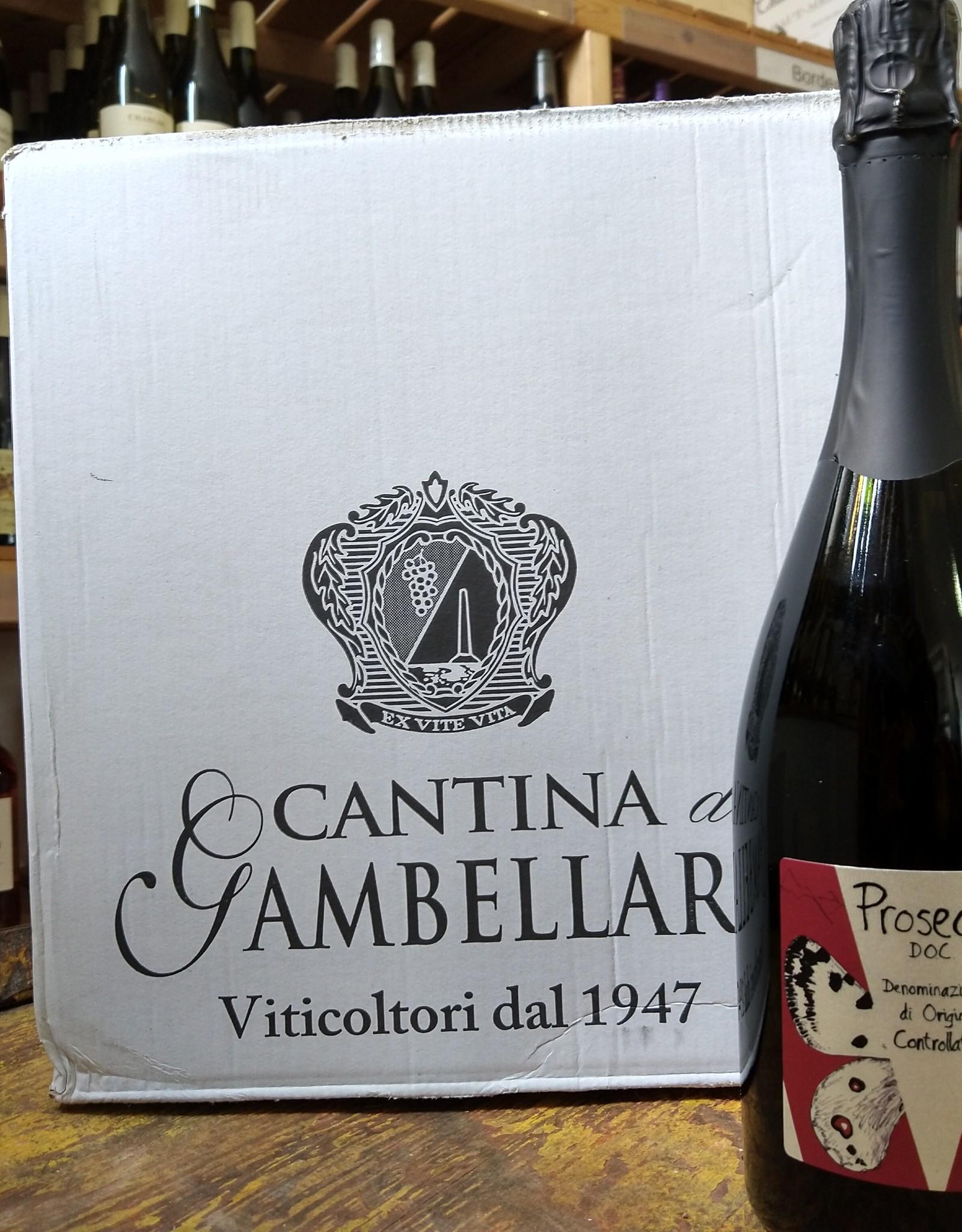 Case Deal £60 - Just £10 per bottle (retail £11.99) 6 x V Prosecco DOC Spumante