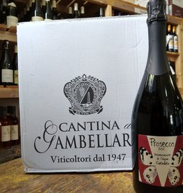 Case Deal £60 - Just £10 per bottle (retail £11.99) 6 x V Prosecco DOC Spumante