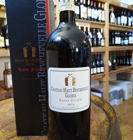 2014 Chateau Haut Beychevelle Gloria St-Julien , Bordeaux  Magnum