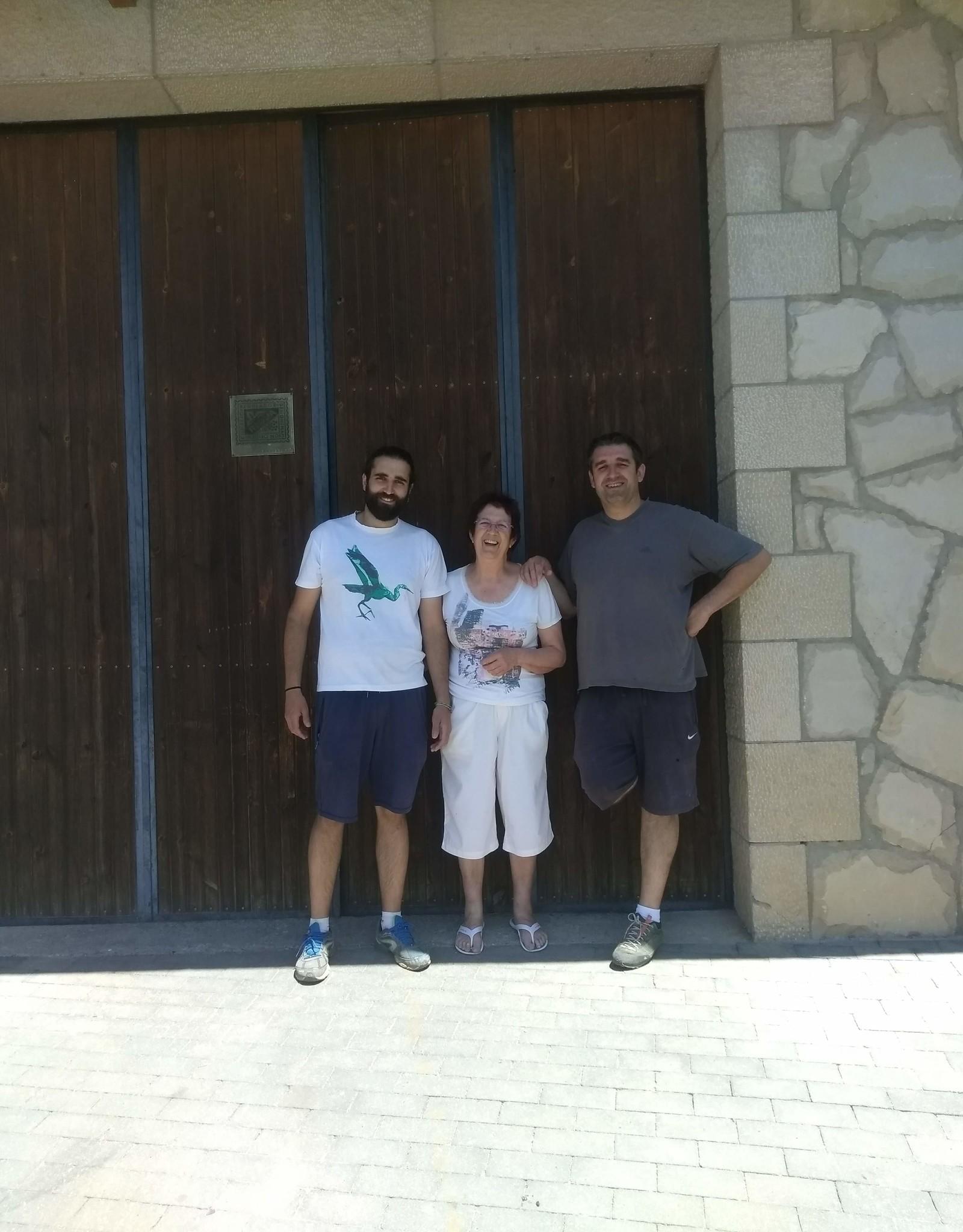 La Condenada 2016, Artuke, Rioja