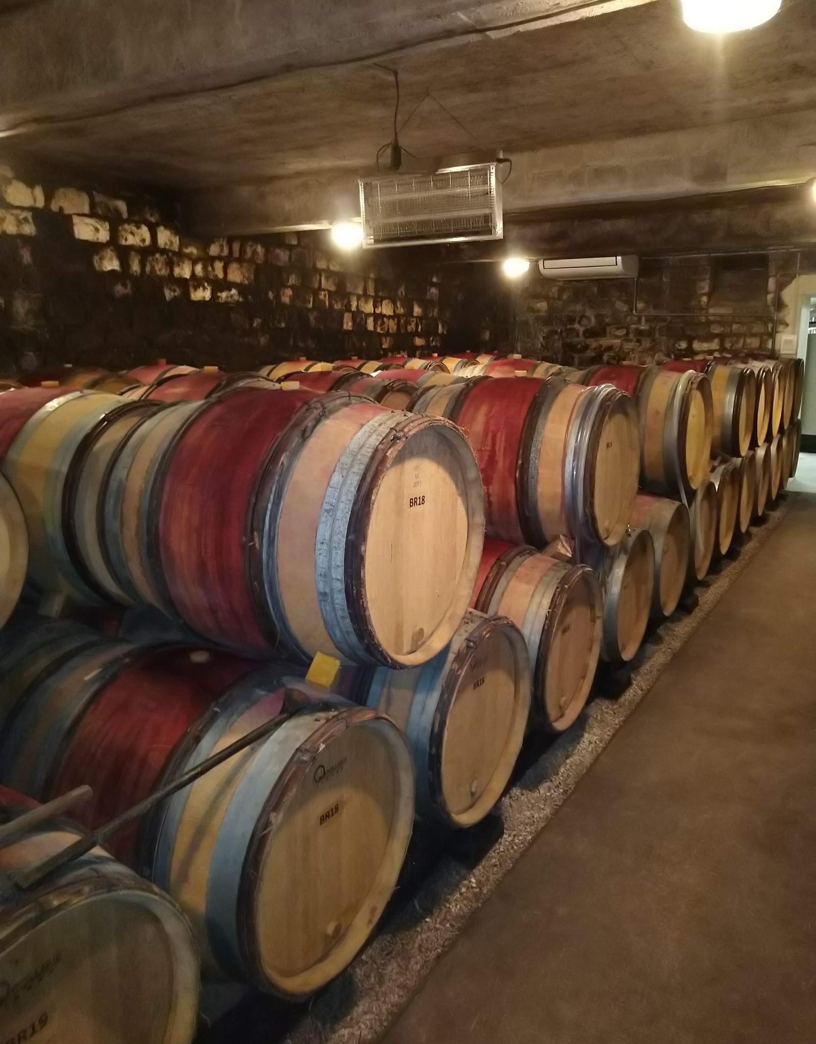 2018 Domaine Cacheux Bourgogne Pinot Noir Les Champs D'Argent