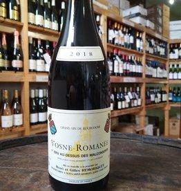2018 Domaine Remoriquet Vosne-Romanée 1er cru Au Dessous des Malconsorts