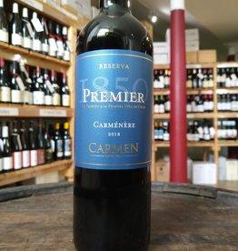 2018 Premier 1850 Carmenere, Carmen
