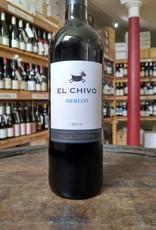 2019 El Chivo Merlot, Chile