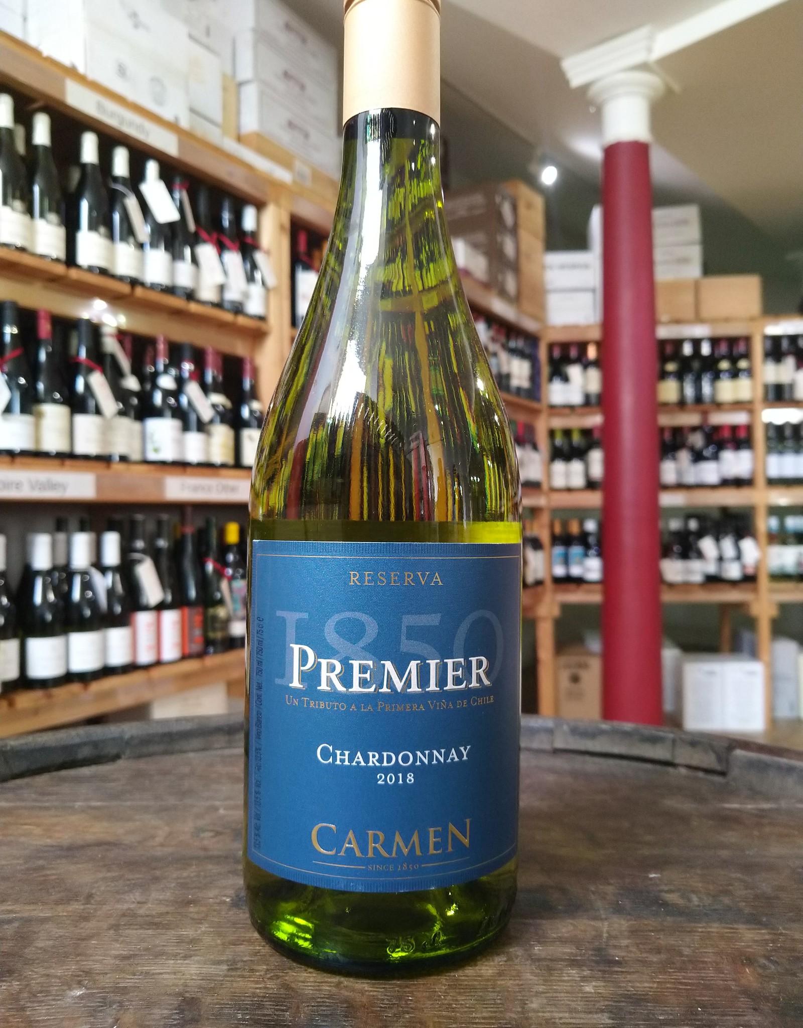 2018 Premier 1850 Chardonnay, Carmen