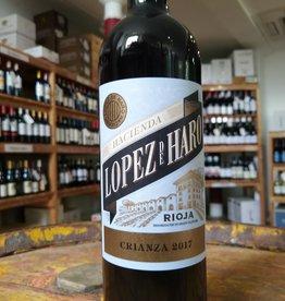 2017 Lopez de Haro Crianza Rioja