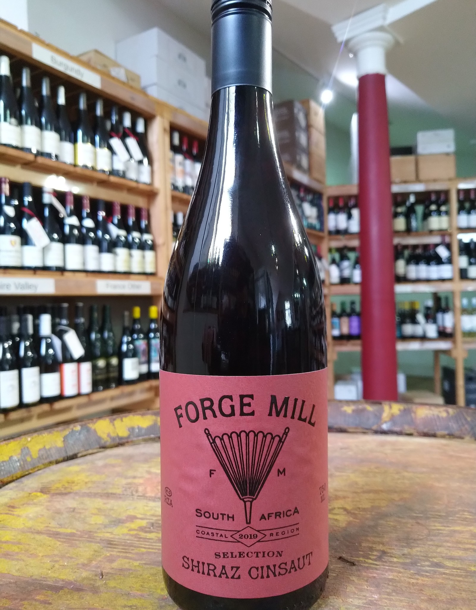 2019 Forge Mill Shiraz/Cinsaut