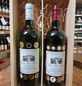 £30 wines in gift box (Red/White Bordeaux)