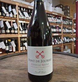 Rhone Groupage 2019 Côtes de Rhône Rouge, Domaine Font de Joubert