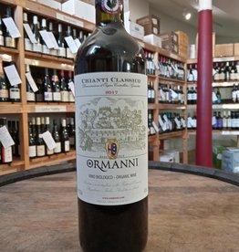 2017 Ormanni Chianti Classico