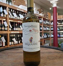 2019 Ormanni Toscana Bianco
