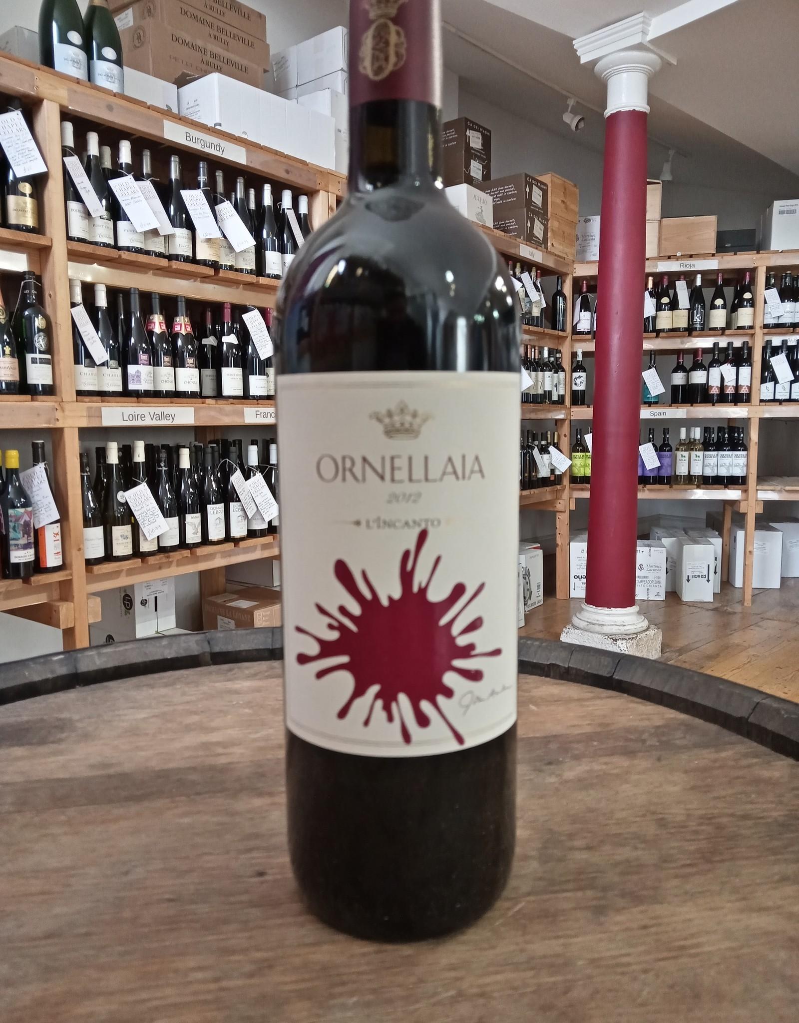"""2012 Ornellaia """"L'Incanto"""" Bolgheri Superiore"""