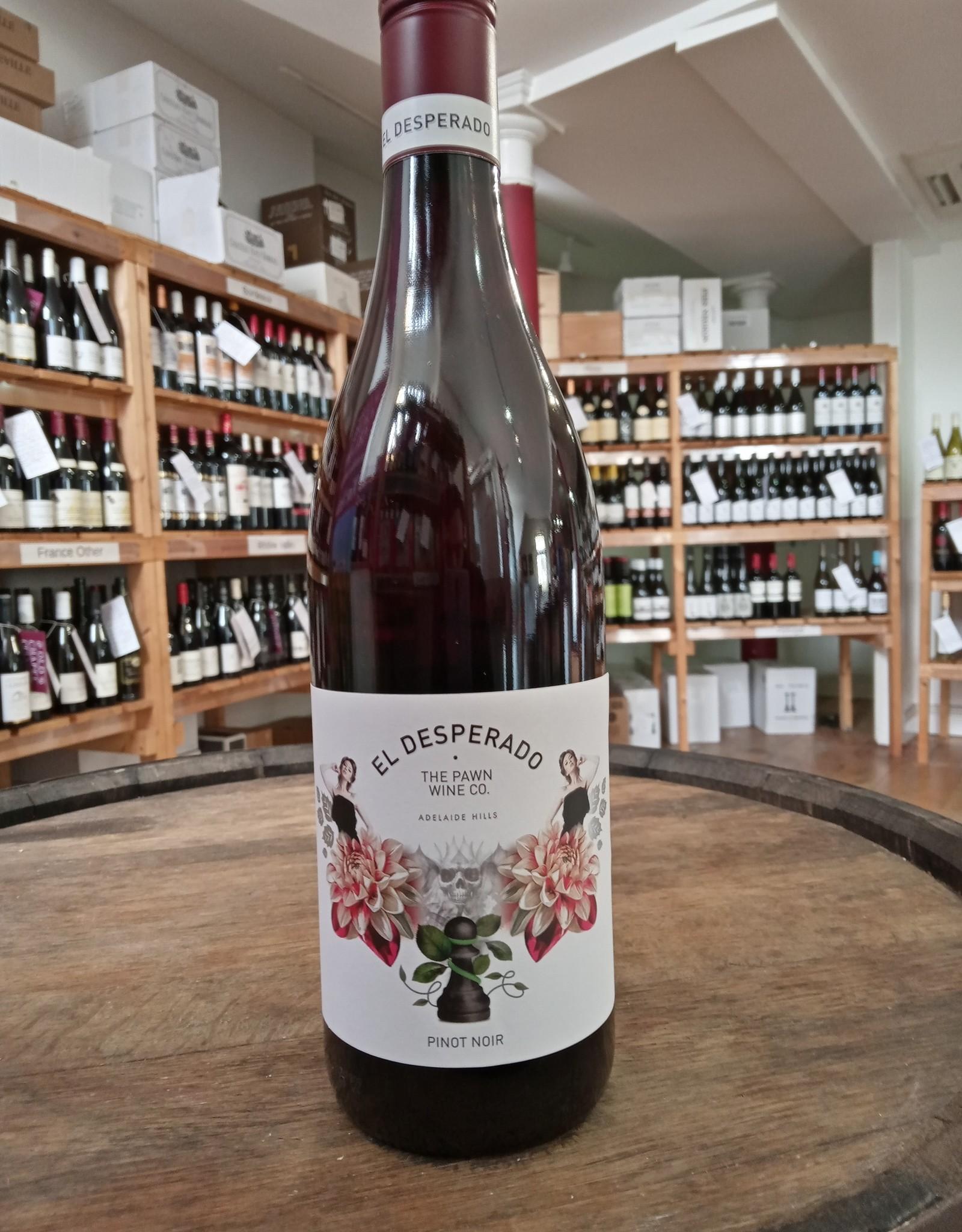 2019 El Desperado Pinot Noir