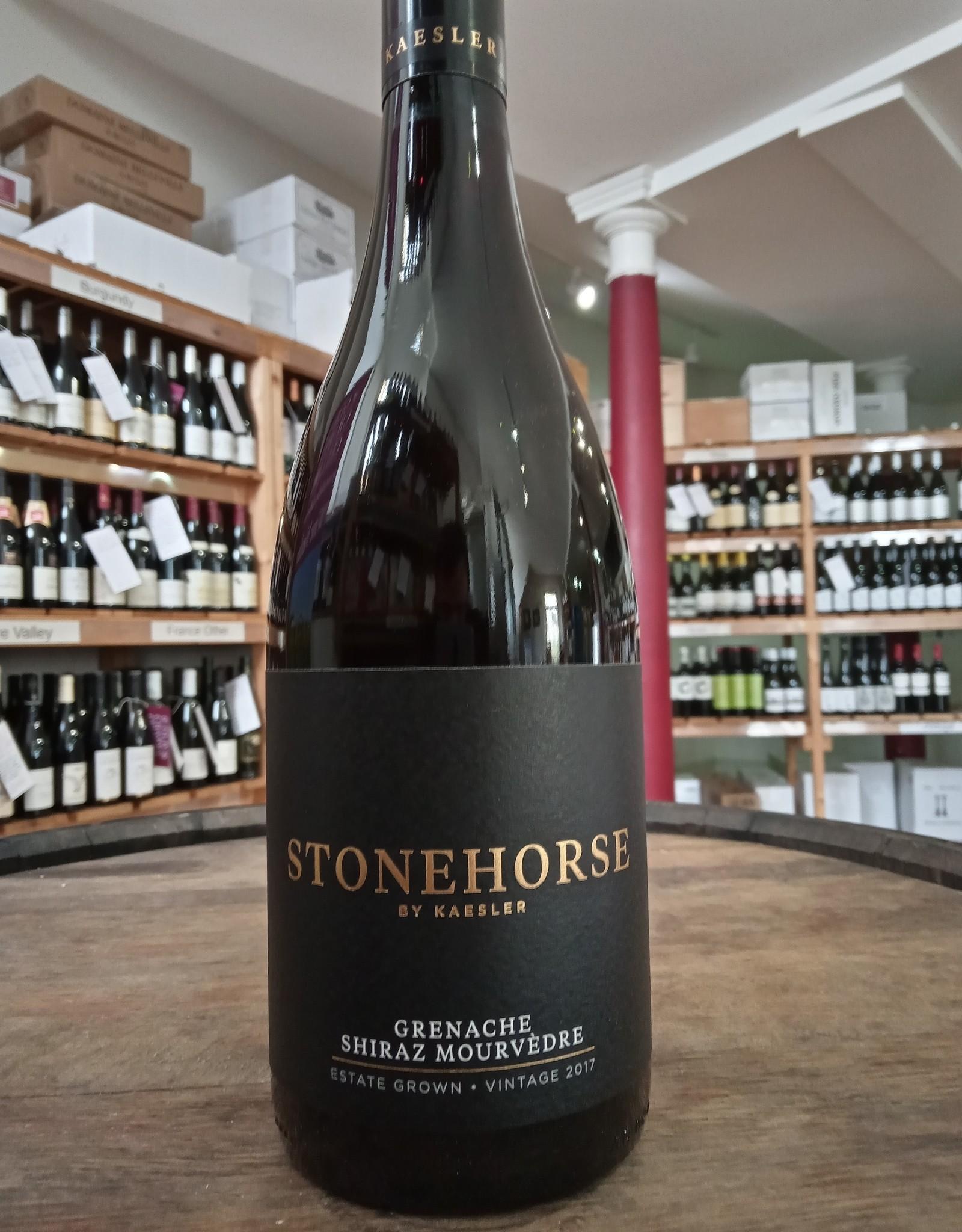 2017 Kaesler Stonehorse Grenache Shiraz Mourvedre