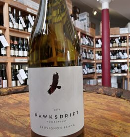 2019 Hawksdrift Sauvignon Blanc (Unoaked)