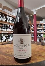 2018 The Rise Pinot Noir, Mountford Estate