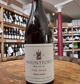 2018 The Rise Pinot Noir, Mountford Estate
