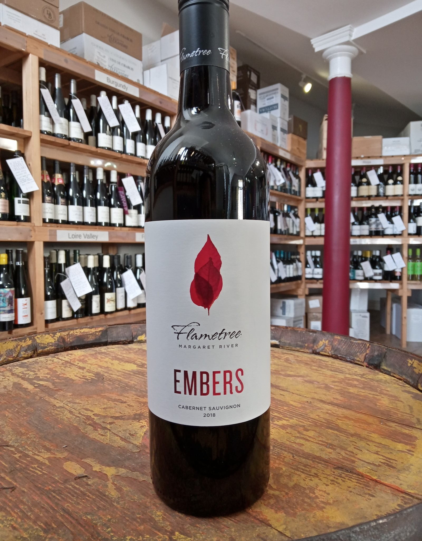 Flametree 2018 Embers Cabernet Sauvignon, Margaret River