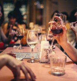 Wine tasting event - Thursday 5th August 2021