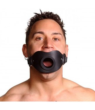 Strict Leather Strict Leather Locking Open Mouth Gag