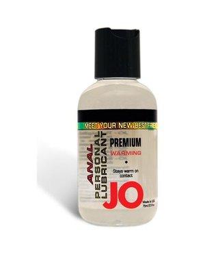 System JO Anaal Premium Verwarmende glijmiddel