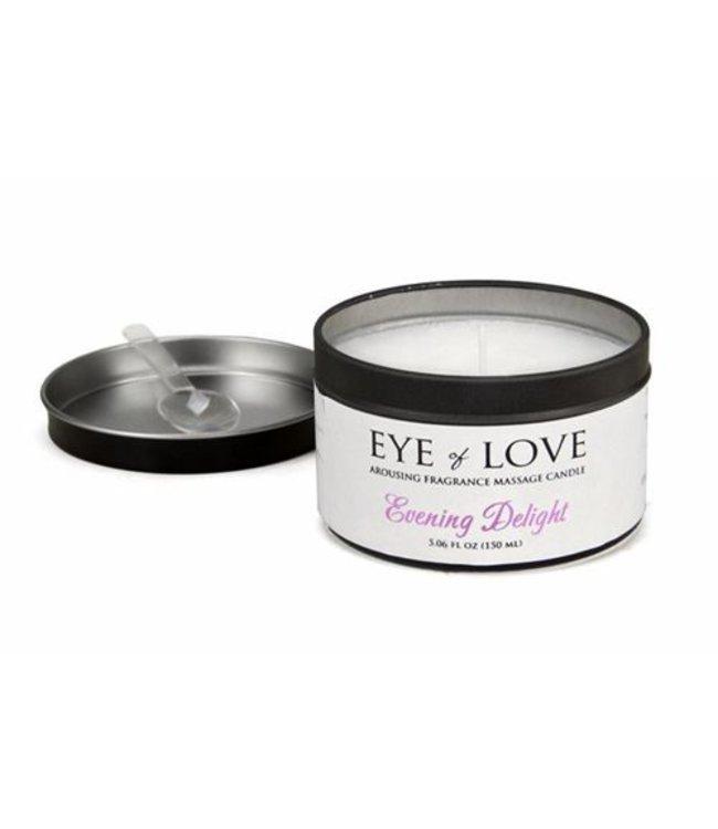 Eye Of Love Massage kaars voor haar