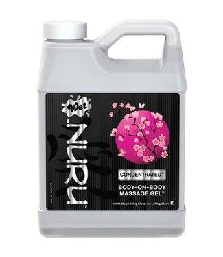 WET Nuru Concentrate Massage Gel - 1124 ml