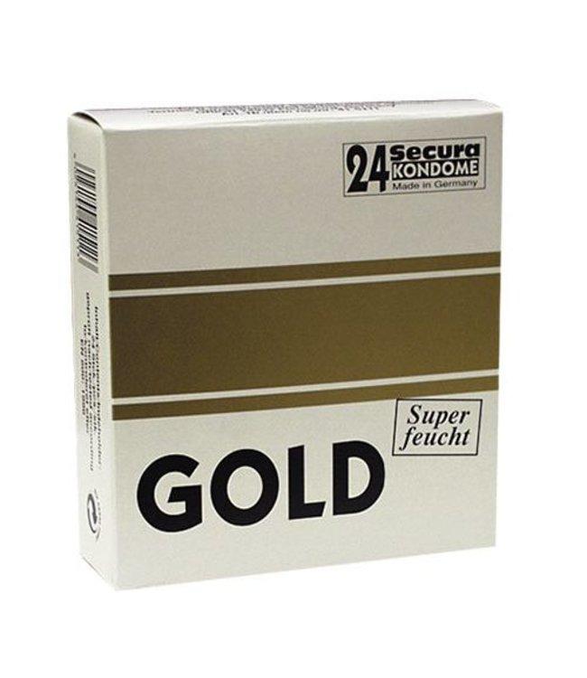 Secura Kondome gold - 24 stuks