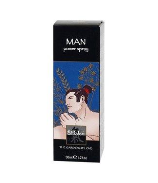 Shiatsu Shiatsu verfrissende penis spray