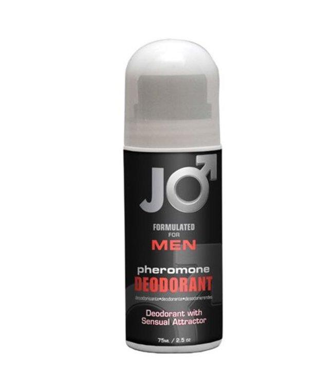 System JO Pheromone Deodorant Mannen