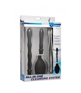 CleanStream All In One Shower Enema Systeem