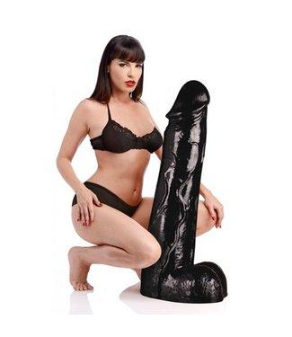 SexFlesh MOBY the Giant Dick XXXL Dildo - Zwart