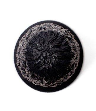 Keep Burning Buttplug 20 cm - Zwart