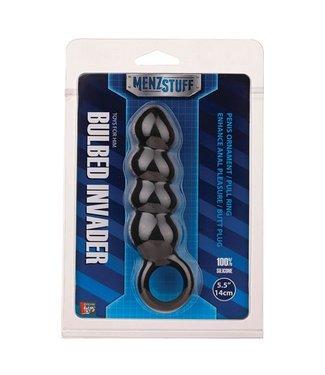 Menzstuff Menzstuff Plug met Ring Black