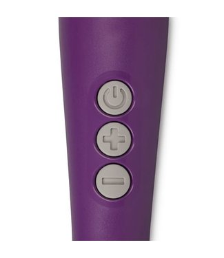 Doxy Doxy - Paarse grote wand vibrator