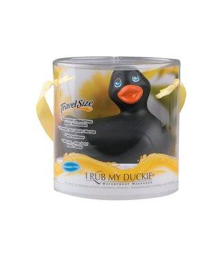 Big Teaze Toys I Rub My Duckie - Zwart