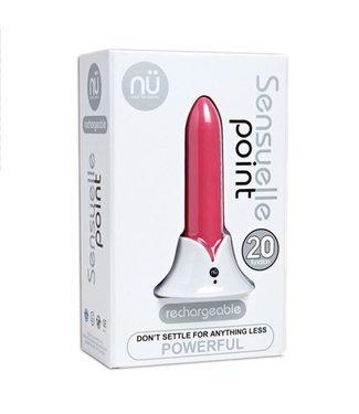Nu Sensuelle Nü Sensuelle Point Bullet Vibrator - Roze