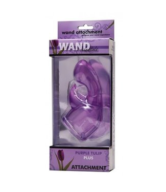 Wand Essentials Tulip Plus Attachment - Paars