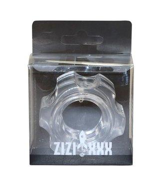 ZiZi All Black Cockring - Transparant