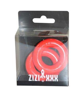 ZiZi Top Cockring - Rood