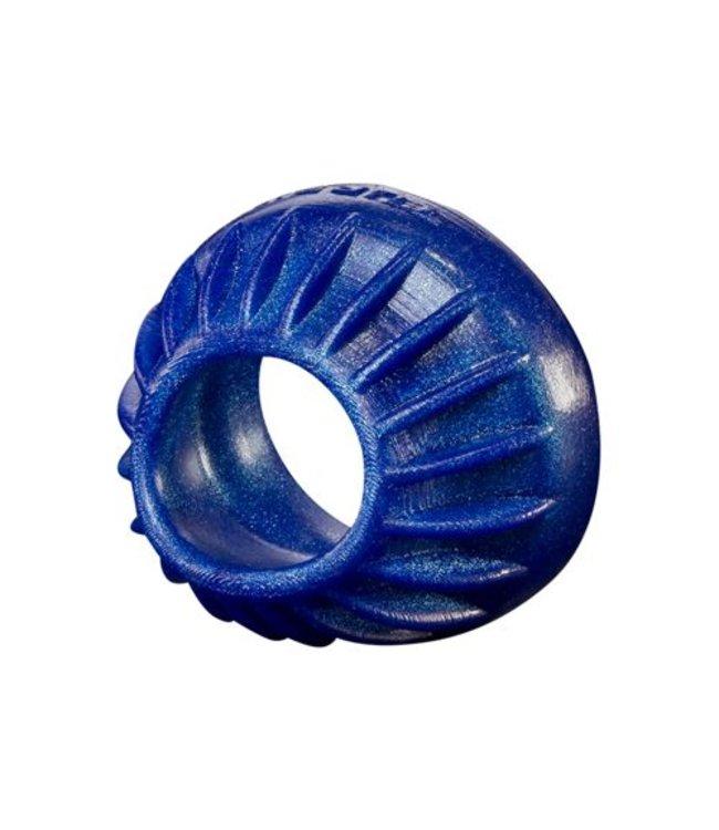 Oxballs TURBINE Siliconen Cockring - Blauw