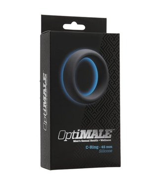 OptiMALE Penisring - 45mm - Zwart