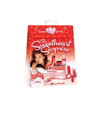 Icon Signature The Sweetheart Surprise Lover's Kit