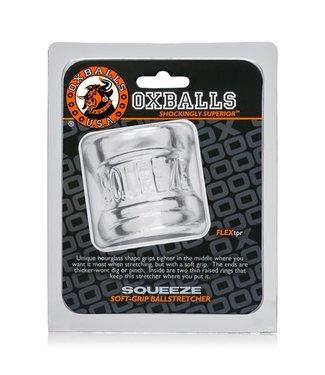 Oxballs Squeeze Ballstretcher - Transparant