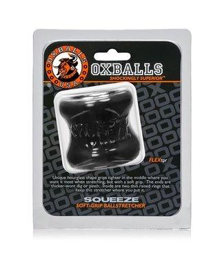 Oxballs Squeeze Ballstretcher - Zwart