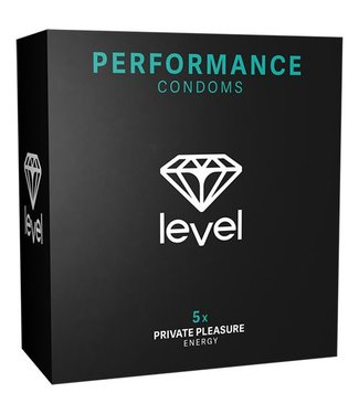 Level Performance Condooms - 5 Stuks