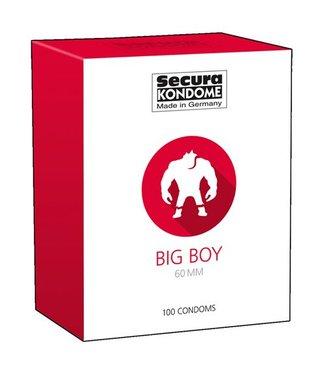 Secura Kondome Big Boy Condoms - 100 Stuks