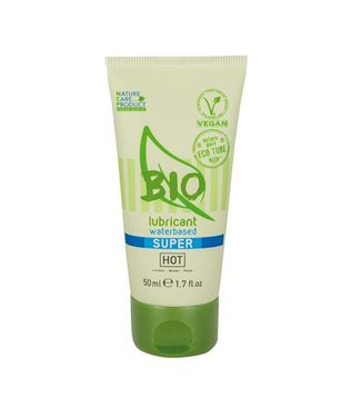 HOT Bio HOT BIO Superglide Waterbasis Glijmiddel - 50ml
