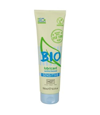 HOT Bio HOT BIO Sensitive Waterbasis Glijmiddel - 150ml
