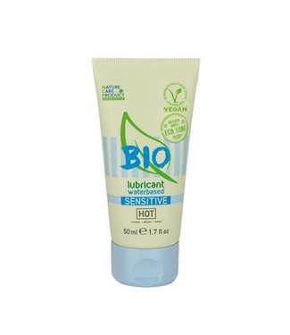 HOT Bio HOT BIO Sensitive Waterbasis Glijmiddel - 50ml